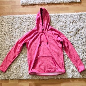 Under Armour Tops - Under Armour Women's Pullover. Pink. EUC. Medium.
